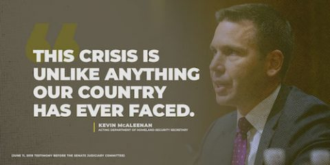 Kevin McAleenan Quote