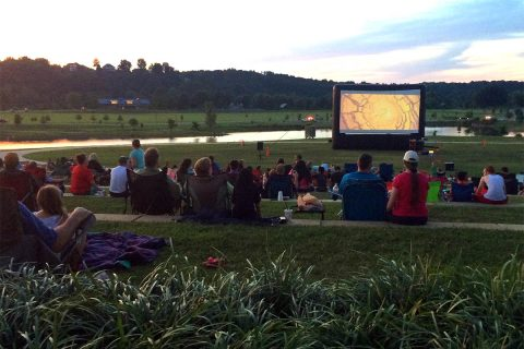 Liberty Park will host free movie, local vendors, this Saturday.