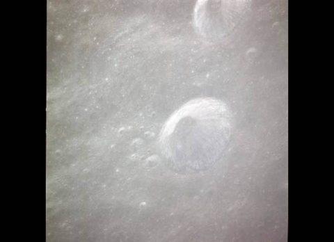 Crater Glazenap.