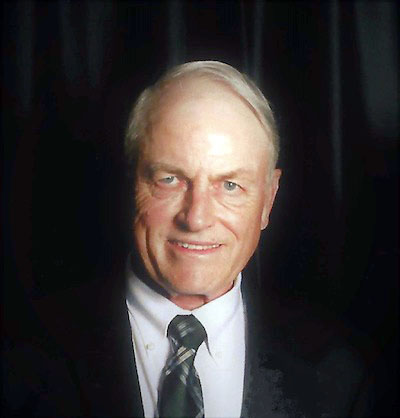 Outstanding Alumni Award recipient Richard Bibb ('65)