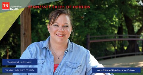 Tennessee Faces of the Opioid Crisis