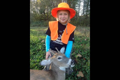 Youth Deer Hunt at Land Between the Lakes. (Jason Lupardus, NWTF)