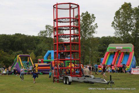 Riverfest Family Zone