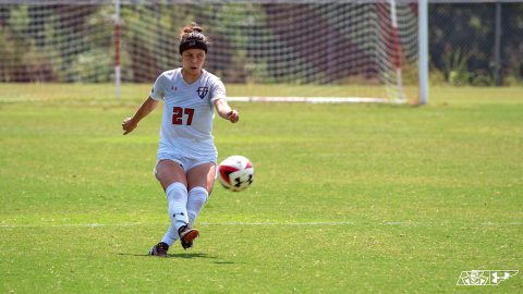 Austin Peay Women's Soccer drops 2019 season home opener to Mercer Bears, 1-0. (APSU Sports Information)