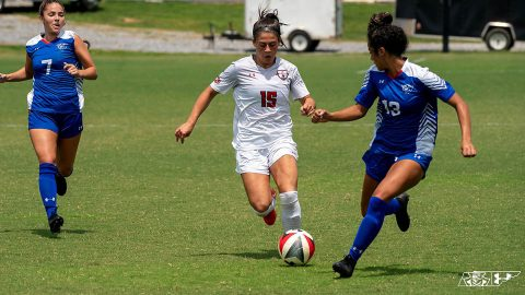 Austin Peay Women's Soccer heads to Bowling Green to face Western Kentucky in final 2019 Exhibition Game. (APSU Sports Information)