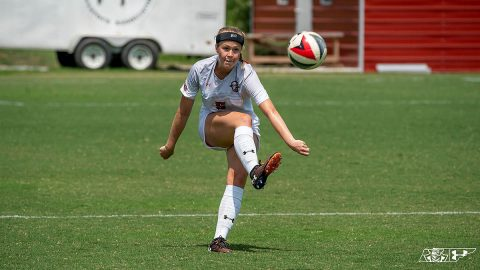 Austin Peay Women's Soccer loses final exhibition of 2019 season 3-0 to Western Kentucky. (APSU Sports Information)