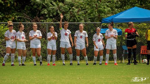 Austin Peay Women's Soccer start 2019 Season traveling to Chattanooga, Friday. (APSU Sports Information)