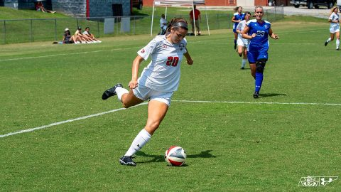 Austin Peay Women's Soccer travels to Chattanooga and Middle Tennessee this weekend. (APSU Sports Information)