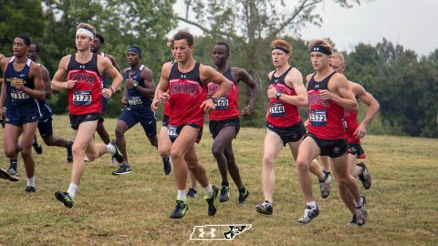 Austin Peay Men's Cross Country heads to Nashville to play in the Belmont Opener. (APSU Sports Information)