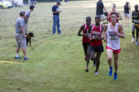 Austin Peay Men's Cross Country kicked off 2019 season at Belmont Opener, Friday. (APSU Sports Information)