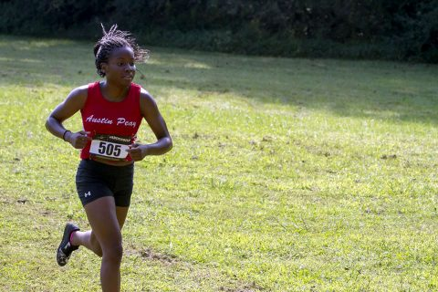 Austin Peay Women's Cross Country ran strong at Belmont Opener, Friday. (APSU Sports Information)