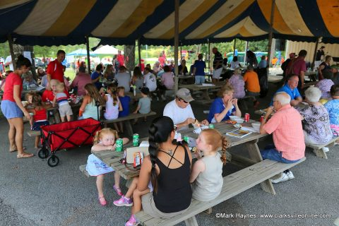 111th annual Lone Oak Picnic