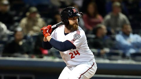 Nashville Sounds connect for Three Home Runs in Loss to Albuquerque Isotopes. (Nashville Sounds)