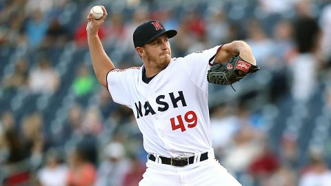 Nashville Sounds snap four-game win streak, officially eliminated from playoff contention. (Nashville Sounds)