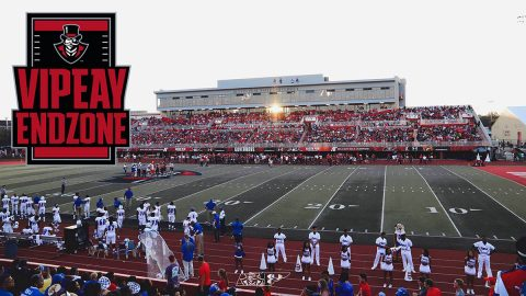 Austin Peay State University Football VIPeay End Zone.  (APSU Sports Information)