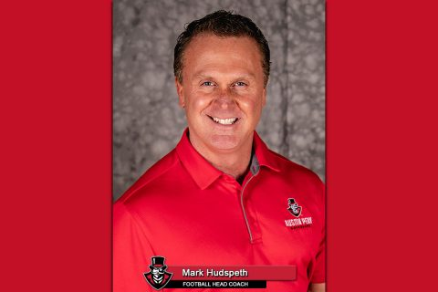 APSU Football head coach Mark Hudspeth