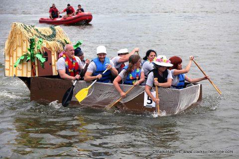 Clarksville Riverfest Regatta