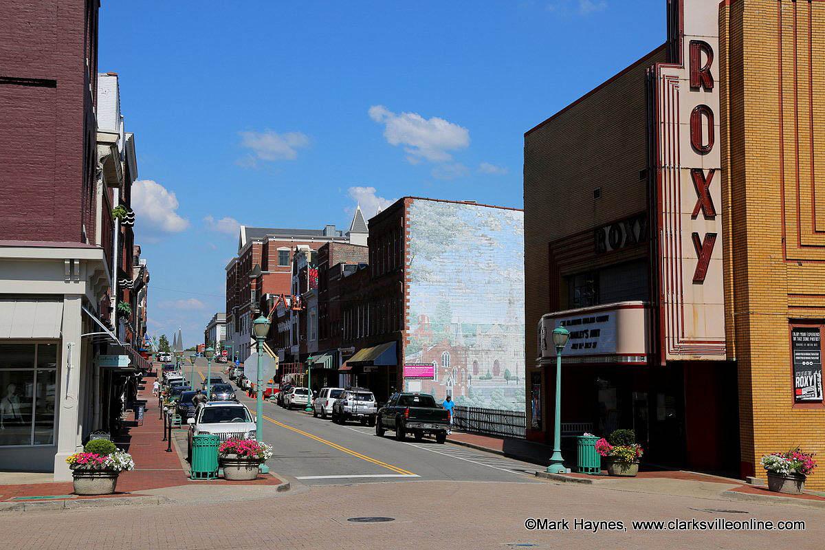Downtown Clarksville