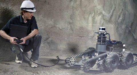 JPL and its university partners are competing in the Defense Advanced Research Projects Agency's Subterranean Challenge in Pittsburgh August 15th-22nd, 2019, with a fleet of robots built to search tunnels, caves and other subterranean environments. (NASA/JPL-Caltech)