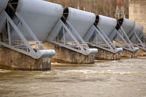 The U.S. Army Corps of Engineers Nashville District invites the public for a free tour of Cheatham Dam Lock and Dam and Hydropower Plant on the Cumberland River in Ashland City, Tennessee, 11:00am Central Time Saturday, September 21st, 2019. The project is operated and maintained by the U.S. Army Corps of Engineers Nashville District. (Leon Roberts, USACE)