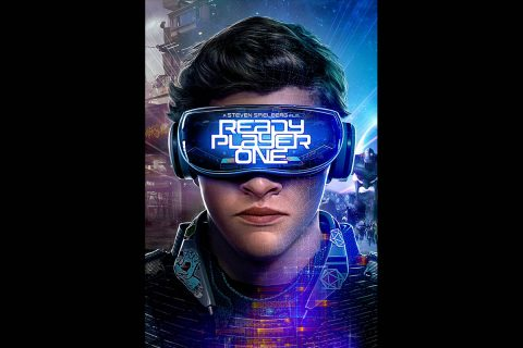 """Ready Player One"" to be shown at Movies in the Park this Saturday at Liberty Park."