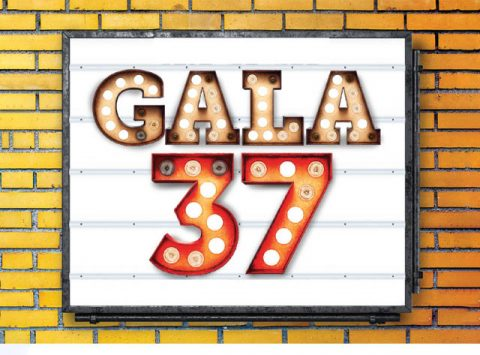 The Roxy Regional Theatre's GALA 37 is set for Saturday, September 14th, 2019.