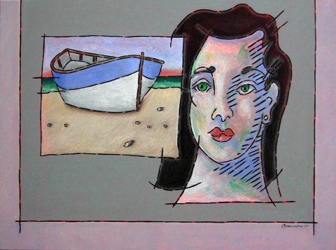 The Sea Wife (For Kipling) - Paul Harmon
