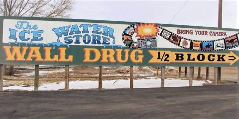 Wall Drug Store.