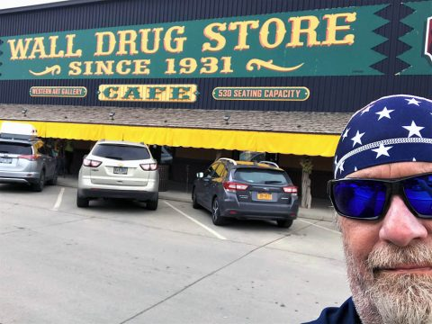 Wall Drug Store Sturgis, SD.