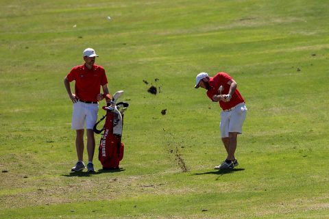 Austin Peay Men's Golf make a push on final day of Sam Hall Intercollegiate to finish in top-five. (APSU Sports Information)