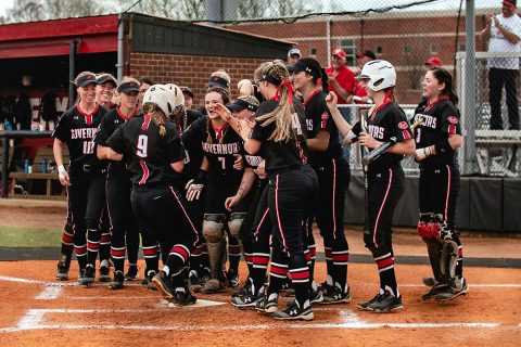 Austin Peay Softball plays doubleheader against Trevecca at home on September 21st. (APSU Sports Information)