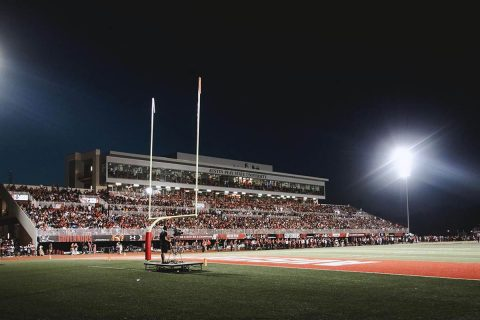 Austin Peay State University Football hosts No. 11 Jacksonville State at 2:00pm this Saturday at Fortera Stadium. (APSU Sports Information)