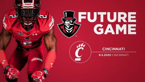 Austin Peay Football to open 2020 season at Cincinnati Bearcats. (APSU Sports Information)