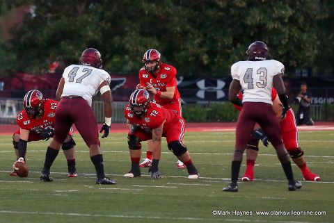 Austin Peay Football takes on Mercer Bear this Saturday in first road game of the season.