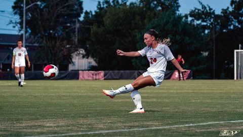 Austin Peay Women's Soccer is on the road this week with matches against Colorado and Northern Colorado. (APSU Sports Information)