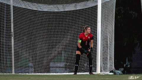 Austin Peay Women's Soccer loses defensive match to Colorado, 2-0. (APSU Sports Information)
