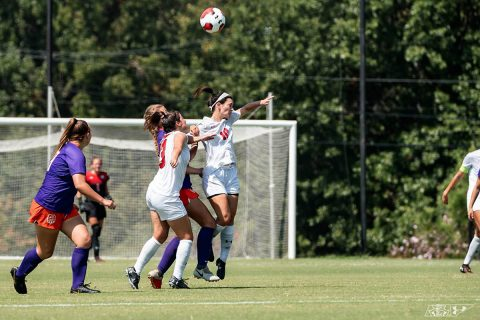 Austin Peay Women's Soccer kicks off OVC season Thursday hosting SIU Edwardsville. (APSU Sports Information)