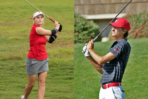 Austin Peay State University Women and Men's Golf Teams set to host F&M Bank APSU Intercollegiate. (APSU Sports Information)