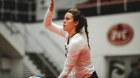 Austin Peay Women's Volleyball to take part in the Ball State Active Ankle Challenge this weekend. (APSU Sports Information)