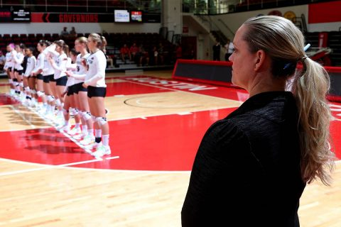 Austin Peay Volleyball travels to Western Kentucky, Tuesday. (APSU Sports Information)