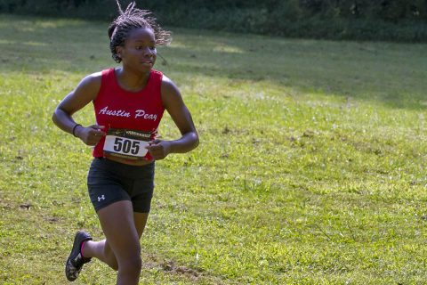 Austin Peay Women's Cross Country finishes well at John Flamer Invitational. (APSU Sports Information)