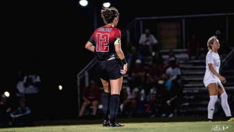 Austin Peay Women's soccer play Cincinnati to 0-0 draw Saturday. (APSU Sports Information)