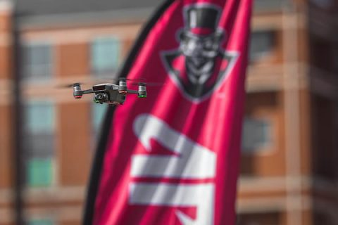 Google's InnovaTN Games will include racing drones through obstacle courses at Austin Peay State University. (APSU)