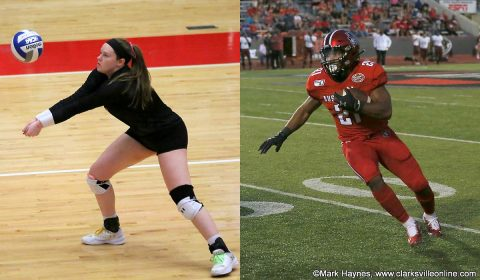 APSU Volleyball and Football set to start OVC Season this week.