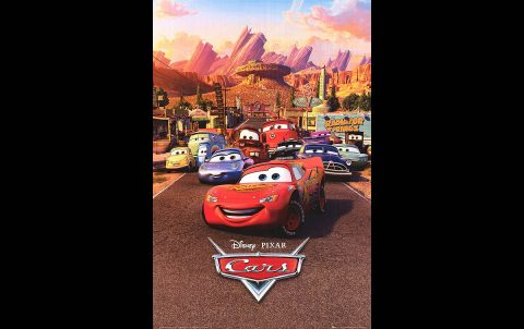 """Cars"" showing this Sunday, September 29th, at the Roxy Regional Theatre."