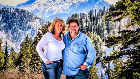 Cindy and Brad Simmons