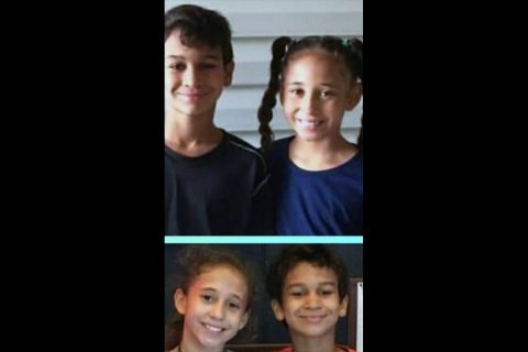 Missing Children Traveon Thompson Jr. and Le'Asia Thompson were found in Wytheville, VA.