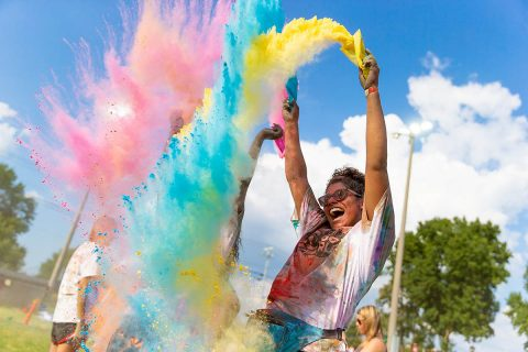 Austin Peay State University Color Run set for Friday, September 27th. (APSU)