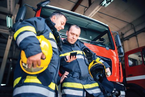 Comtech, one of the earliest commercial customers for Global Differential GPS, uses the data to provide first responders with locations for emergency cell phone calls for about half of U.S. cell phone users and millions of others around the world. (iStock.com)