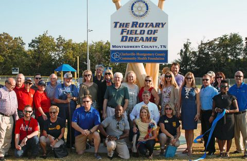 Rotary Clubs Field of Dreams